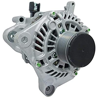 New Alternator Replacement For Honda Accord L4 2.4L K24W1 13 14 15 16 17 2013-2017 31100-5A2-A02, 31100-5A2-A02RM, 31100-5A2-AA000M2, AHGA88, A005TL0581, A005TL0581ZC