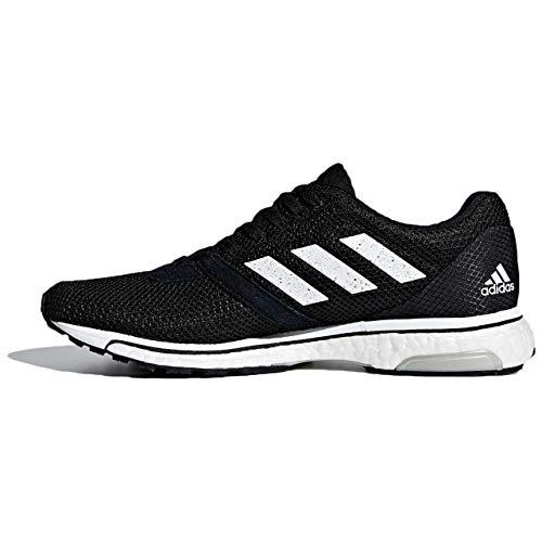 Adidas Adizero Adios 4 W, Zapatillas de Deporte para Mujer, Negro (Negro...