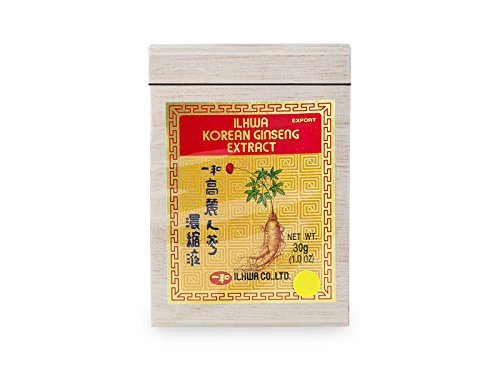 Il Hwa Ginseng | Extracto puro de ginseng coreano | 30G