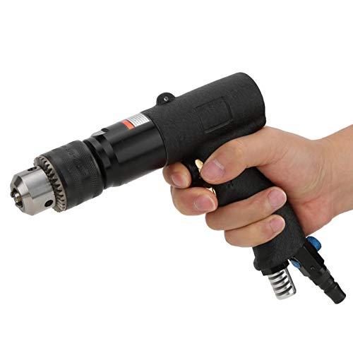 Taladro neumático tipo pistola Taladro neumático de alta precisión CW/CCW 13mm para descorazonamiento de suelos