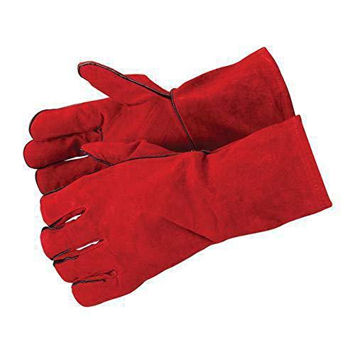 guanti per saldatura Silverline 742076 Guanti per Saldatura