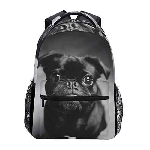 FAJRO - Mochila de Viaje, diseño de Carlino, Color Negro
