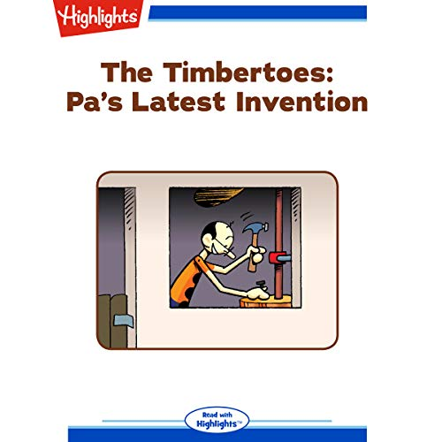 The Timbertoes: Pa's Latest Invention copertina