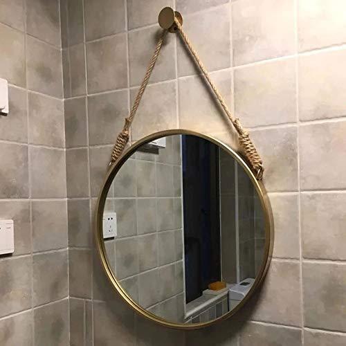 espejo redondo cuerda fabricante Espejo de pared