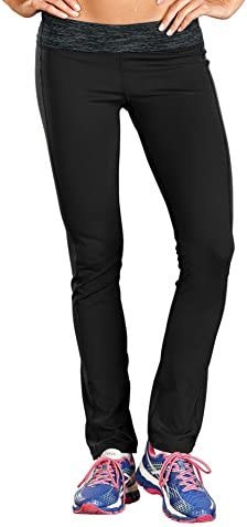 R Gear Women s Skinny Pants Tights for Running Gym Yoga Leisure Run Walk Play Black Charcoal product image