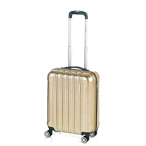 Gladiator, maleta de cabina Dorada 34L