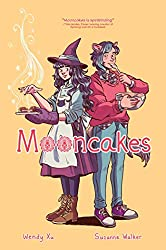 Magical books to cuddle up with -- Mooncakes