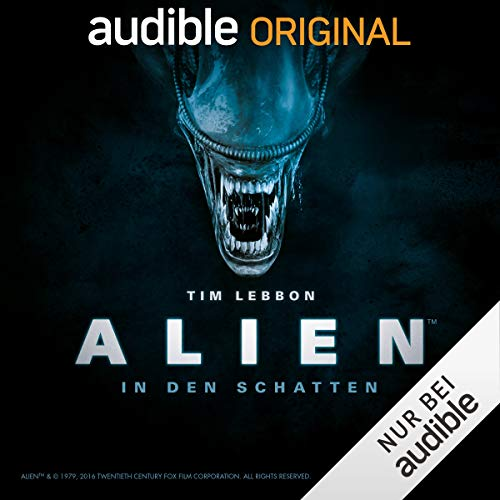 ALIEN - In den Schatten: Die komplette 1. Staffel cover art