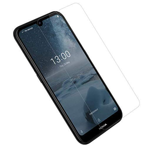 Hifad Case Tempered Glass for Nokia 5.3 Screen Guard protecter