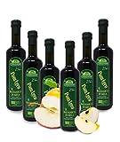 Carioni Food & Health Vinagre balsámico de Manzana ecológico - 50 cl (Paquete de 6 Piezas)