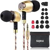 Sephia SP4080 Earphones, Noise Isolating Headphones,