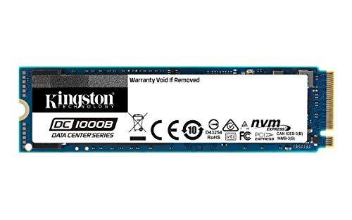 Kingston Data Center DC1000B (SEDC1000BM8/960G) Enterprise NVMe SSD 960GB M.2 2280