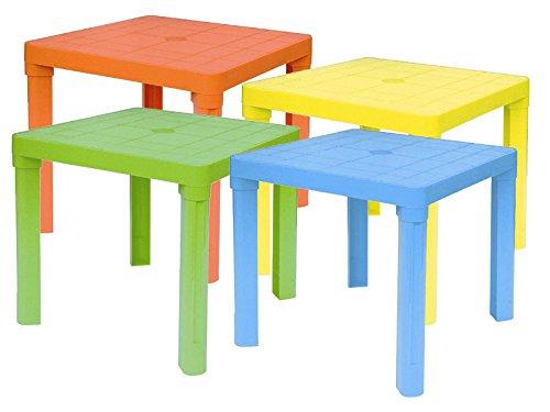 Tavolo Baby lulù assortimento in 4 colori disponibili - giochi per bambini