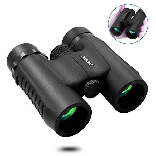 PAIPU 10X40 Compact Binoculars for Adult and Kid- Professional HD Lightweight Binoculars with Clear Low Light Night Vision,Waterproof Great for Outdoor Hiking,Shooting,Travelling,Hunting,Bird Watching