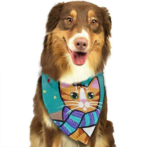 FunnyStar hond Bandana kleurrijke kat fiets sjaals accessoires decoratie voor huisdier katten en puppies
