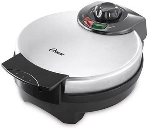 Oster Belgian Waffle Maker Steel CKSTWF2000-1AM Max Max 71% OFF 80% OFF Stainless Re