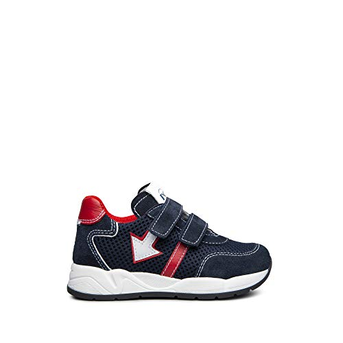 Nero Giardini Junior Zapatillas deportivas con correa roja Size: 26 EU