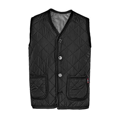 Verwarmingsvest, 3 maten, elektrisch verwarmd, mouwloos vest, jack, winter lichaamsverwarming vest, jas X-Large