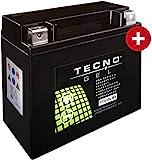 YTX20L-BS TECNO GEL-Batterie für FLS 1690 Softail Slim ABS Baujahr 2012-2016