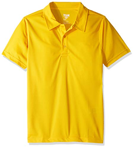 AquaGuard Herren TM36-TT21-Command Snag-Protection Polo Poloshirt, SPRT Athltc Gold, Klein