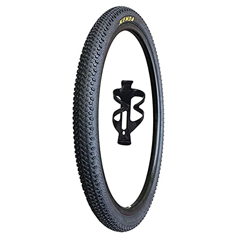 LDFANG 24/26 x 1,95 copertoni per Mountain Bike con portaborraccia per Bici, copertoni per MTB Bike Bead Wire per Montagna, Ciclo Cross Country Tire, 1PC.24 * 1.95