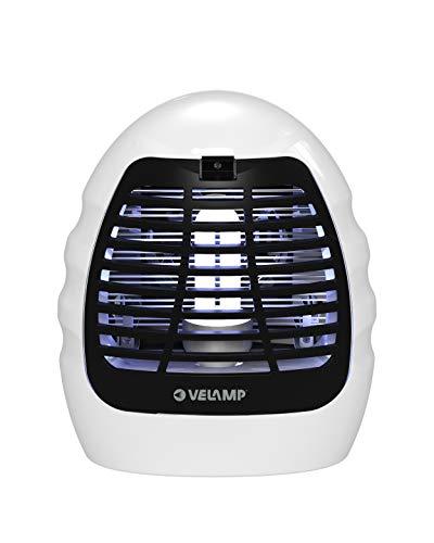 Elektrisches Fliegengitter mit UV-Lampe und Lüfter, 14 W