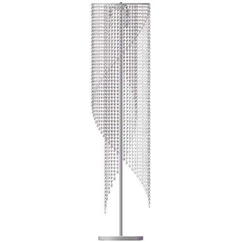 GWXSST Tono Lámpara de LED Que amortigua Color Moderna Sala de Estar Dormitorio Lámpara de Cristal K9 lámpara de Piso Dormitorio