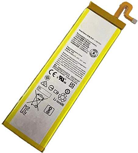 Backupower Batteria di ricambio L15D1P31 SB18C01830 YT3-X90L 3.8V 15.2Wh compatibile con Lenovo Yoga Tab3 Pro/Yoga Tab 3 Pro 10 3,Yoga Tab 3 YT3 X90 1ICP4 / 48/152