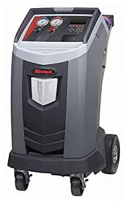 Robinair 34288NI New Economy R-134A Recover, Recycle, Recharge Machine, Gray