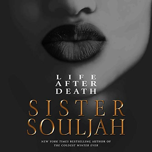 Life After Death Audiobook By Sister Souljah cover art