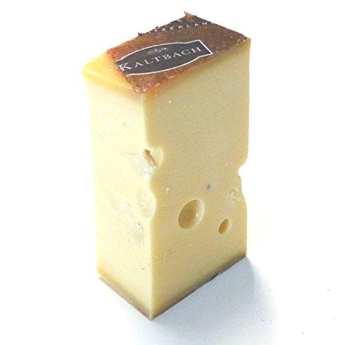 Schweizer Käse gereift KALTBACH Emmentaler AOP 400g original
