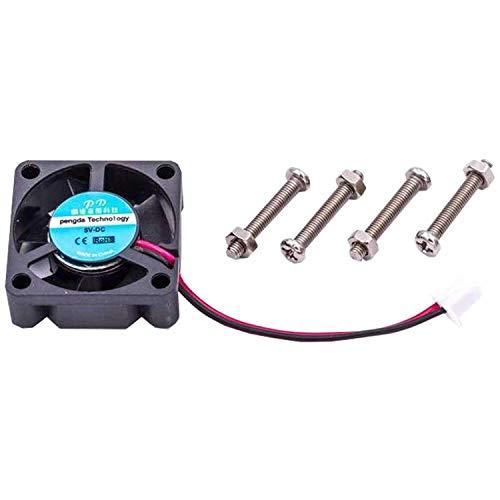 AZDelivery Aktiver Miniventilator Kühl- Axial- Ventilator für Raspberry Pi