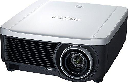 Canon XEED WUX6500 Tragbarer Projektor 6500ANSI Lumen LCOS WUXGA (1920x1200) Schwarz, Weiß - Beamer (6500 ANSI Lumen, LCOS, WUXGA (1920x1200), 2000:1, 16:10, 1016 - 15240 mm (40 - 600 Zoll))