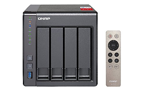 Qnap TS-451 -8G Desktop Bild