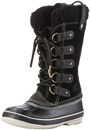 Sorel Women's Joan of Arctic Boot, Black, 8.5 M US