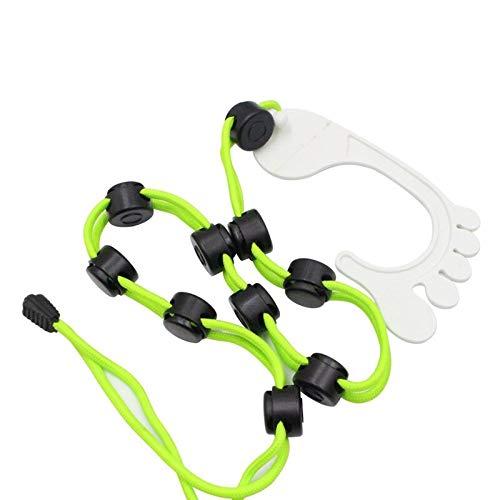 Stephanie Best Quality - Drawer Organizer sok verstelbaar anti-slip hanging rope hook clips sok cleaning aid tool sokken drogen hanger drawer organ - 1 pc C - 1-5 Cells - United States