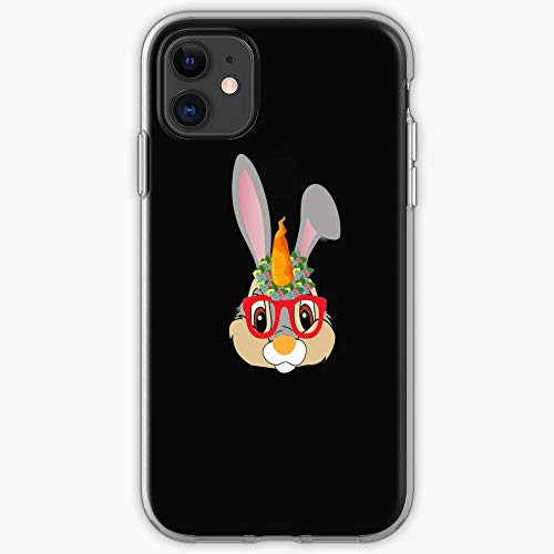 Wreath for Easter Mold SVG Bunny Ears 3D Sitter Outfit Doll Art Yard Phone Case for All iPhone, iPhone 11, iPhone XR, iPhone 7 Plus/8 Plus, Huawei, Samsung Galaxy Phone Case for All iPhone,