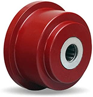 single flanged track wheels