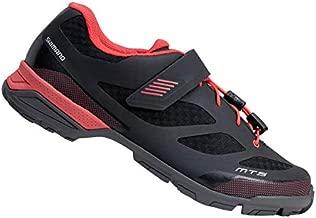 SHIMANO SH-MT501 Versatile Off-Road Touring Shoe, Black, 45