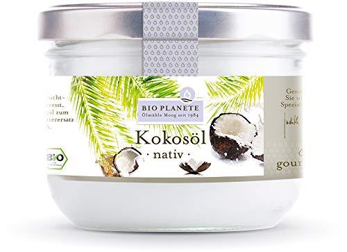 Bio Planete Bio Kokosnussöl nativ (2 x 400 ml)