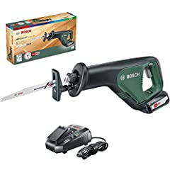 Bosch Battery Saber Saw AdvancedRecip 18 (1 batterij, 18 volt systeem, in karton)*