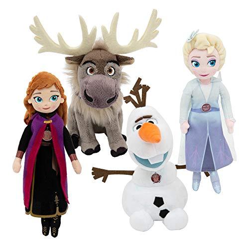 Giochi Preziosi Disney Frozen 2, Talking Small Peluche Sven