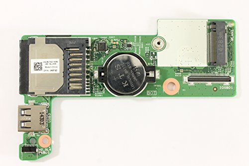 Dell Inspiron Deko r5tgd USB 3.0Bios WLAN SD Kartenschlitz Board nmprg