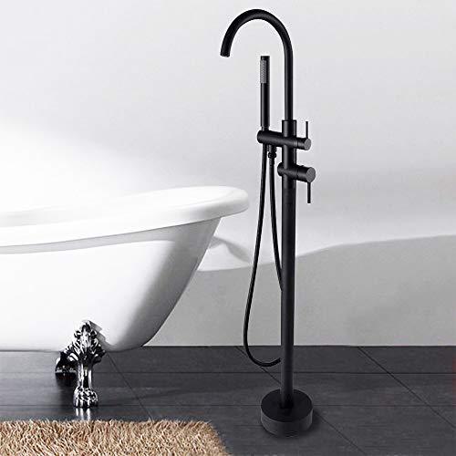 iDeko Robinet de baignoire ilot sur Pied salle de bain...