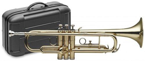 Stagg WS - TR215 Bb Trompete mit Koffer