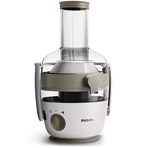 Philips Avance Collection HR1918/80 - Exprimidor (Exprimidor, Blanco, 2,1 L, 1 L, 1 m, China)
