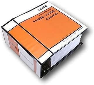 case 1150e service manual