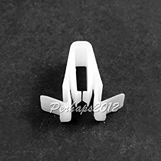 10x For Tundra Door & Garnish Moulding Clip Nylon Retainer A 21369 67771-58010 for Toyota For Lexus 6777158010 For Tundra 07On