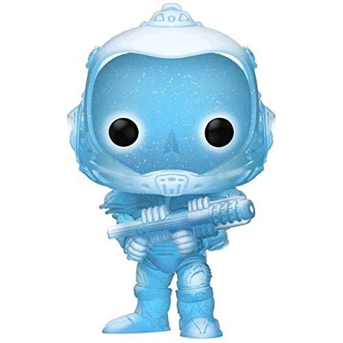 Funko Pop Heroes : Batman & Robin - Mr. Freeze (2020 Summer Convention Exclusive) Figure Gift Vinyl 3.75inch for Heros Movie Fans SuperCollection