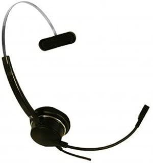 Imtradex BusinessLine 3000 XD Flex Headset monaural para Cisco - IP Phone SPA 303 Teléfono, con cable con NC, ASP y conector QD